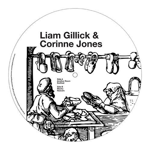 Liam Gillick & Corinne Jones
