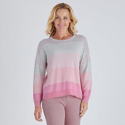 Hues Of Pink Knit
