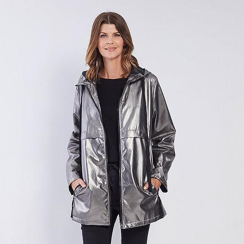 Metallic Walking Jacket
