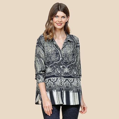 Boheme Print Shirt