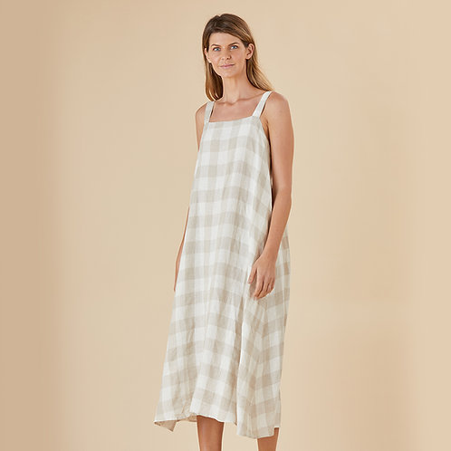 Check This Out Linen Dress