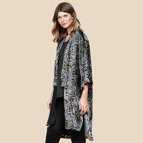 Verona Velvet Kimono