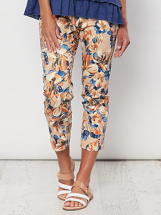 Floral Printed Pant
