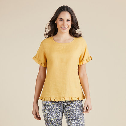 Julie Shell Top