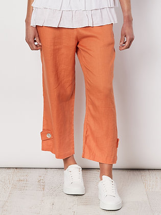 Side Button Pant