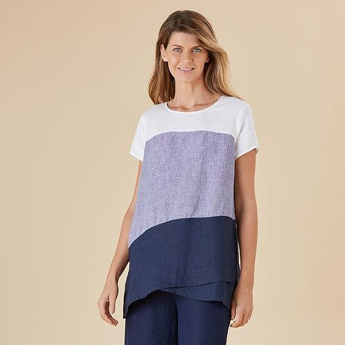 Amalfi Coast Linen Shirt