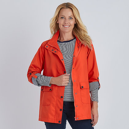 Marine Zip Coat