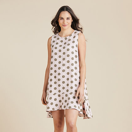 Palm Cove Spot Dress
