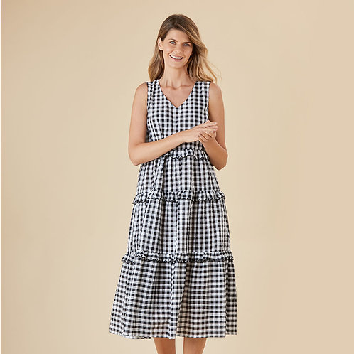 Bardot Check Dress