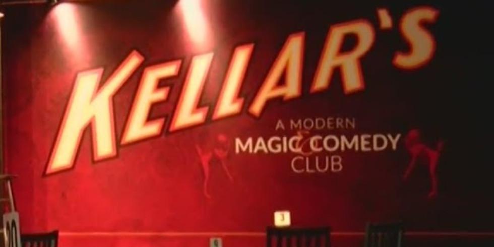 KELLER'S MAGIC AND COMEDY CLUB