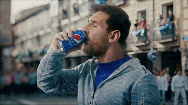 Pepsi 'Paintball'