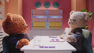 Adapt & Grow 'Bewildered Bear'