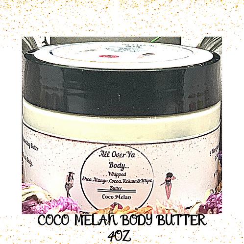 AOYB Butter 4oz(Coco Melan)