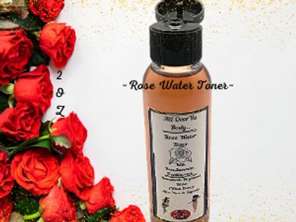 AOYB 2oz Rose Water Toner