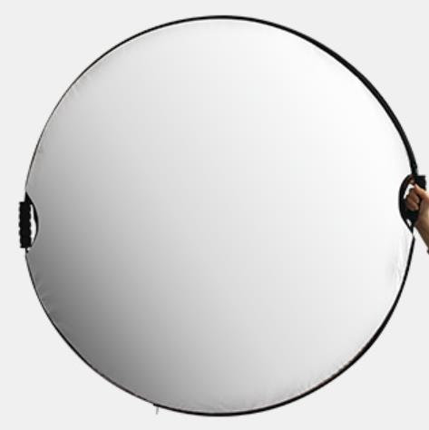 80 cm 110 cm 5-in-1 Portable Collapsible Photography Studio Light Reflector