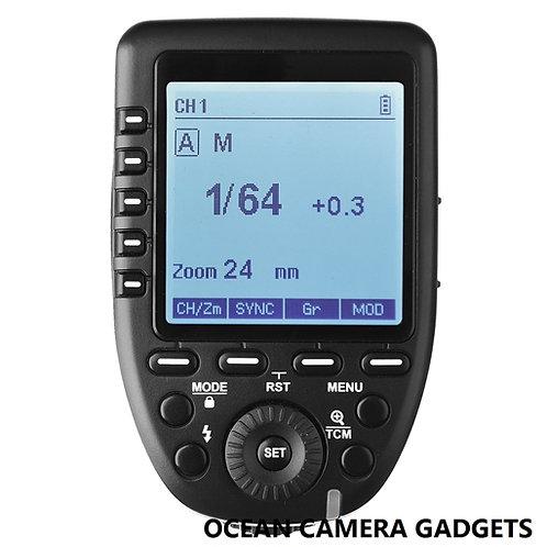 Godox Xpro-S for Sony TTL Wireless Flash Trigger HSS TTL Flash Transmitter