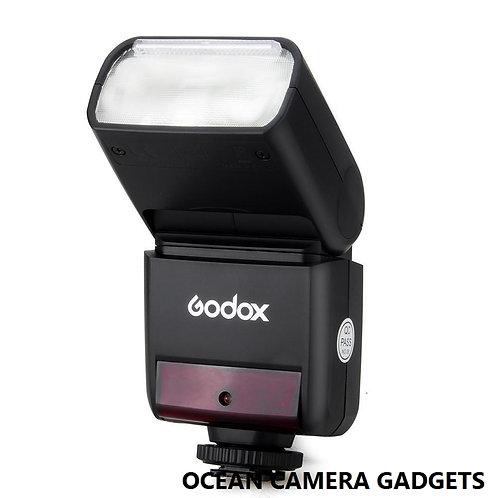 Godox TT350N TT350 2.4G TTL Speedlite GN36 1/8000s HSS Flash for Nikon Camera