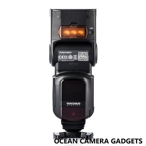 YONGNUO YN968 EX-RT Flash Speedlite HSS TTL with LED Light for Canon