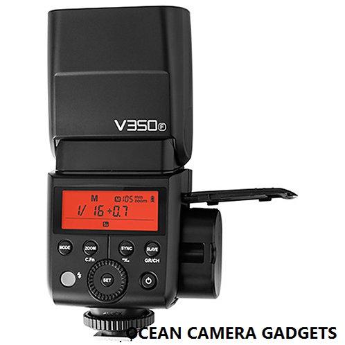 Godox Vin 350 F V350F TTL Flash for Fujifilm Camera Fuji speedlight (NEW model)