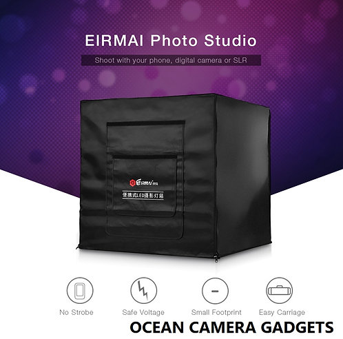 EIRMAI Portable Photo Studio Lighting Shooting Tent Box Kit