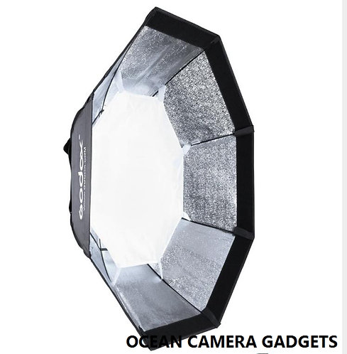 Godox Octagon 95cm  light Softbox for Studio Strobe Bowen Mount