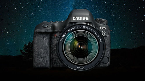 Canon EOS 6D Mark II DSLR 6D2 Camera
