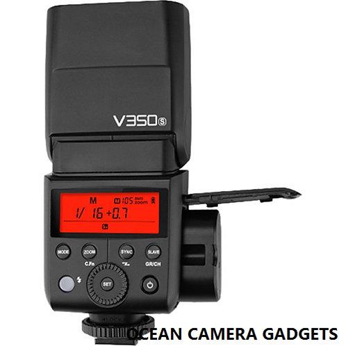 Godox Vin 350 S V350S TTL Flash for SONY Camera speedlight (NEW model)