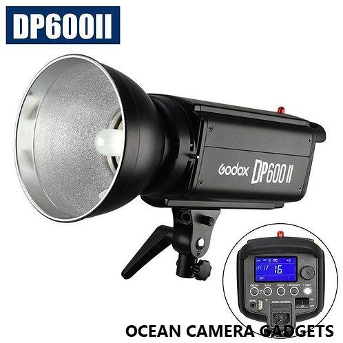 Godox DP600 II 600W Professional Studio Strobe with Built-in Wireless System