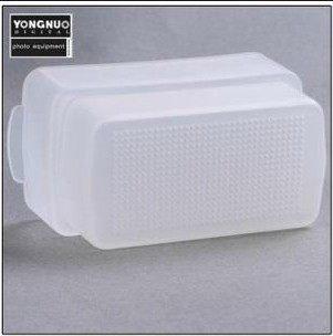 Soap Box/Flash Bounce Diffuser for Yongnuo Canon flash