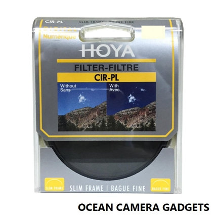 Hoya Digital Slim Frame CPL Filter Circular PL CIR Polarizer Polarizing