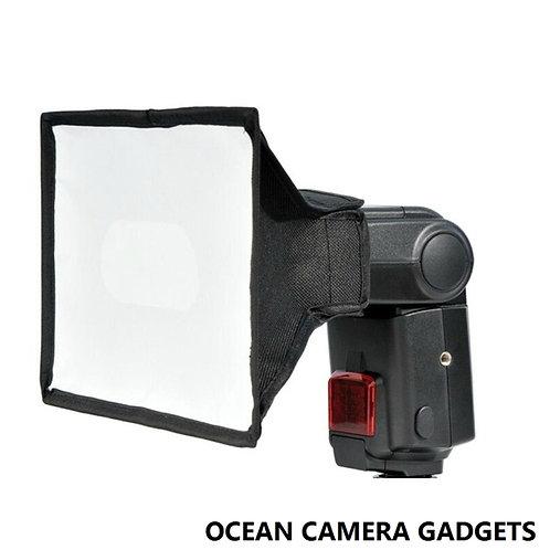 Godox Sb1520 15x20cm Light Diffuser Softbox Kit for Camera Speedlite Flash