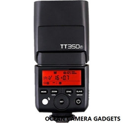 Godox TT350f TT350 Mini Thinklite TTL Flash for Fujifilm Cameras Fuji