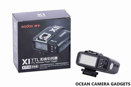 Godox X1T-S X1 TTL HSS 2.4G Flash Remote Trigger Transmitter for Sony Camera