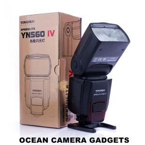 Yongnuo Flash YN-560IV YN560 IV for all Canon Nikon Pentax Olympus DSLR Cameras