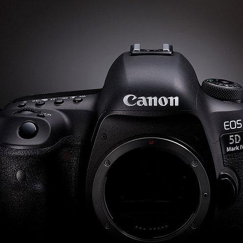 Canon EOS 5D Mark IV 5D4 DSLR Camera