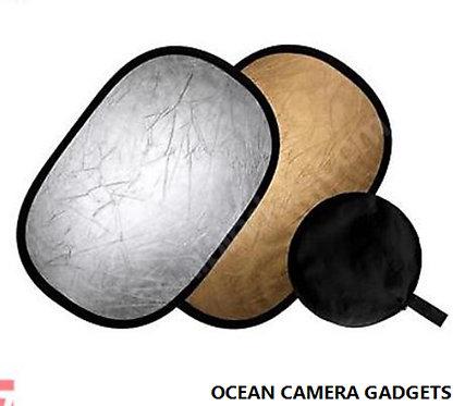 92x122cm 2in1 Multi Photo Collapsible Studio Light Reflector