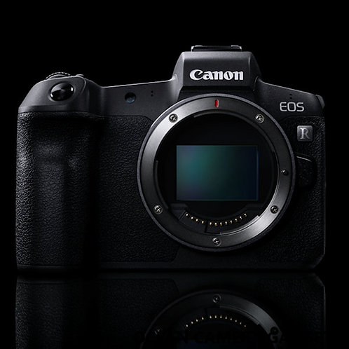 Canon EOS R Mirrorless Digital Camera (Body Only) with free MOUNT ADAPTER