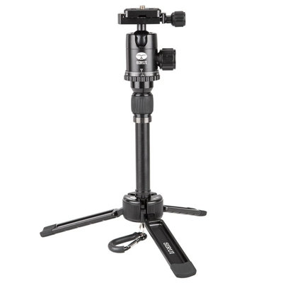 Sirui 3T-35K travel Table Tripod with 3T-35 Ball Head & Case