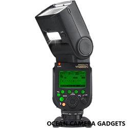 YONGNUO YN968 N Flash Speedlite High-speed Sync TTL with LED Light for Nikon