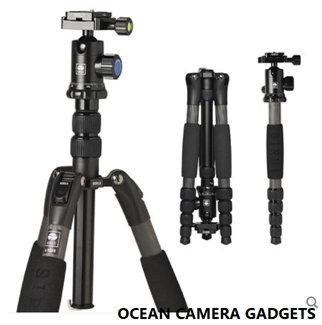SIRUI A1205 Carbon Fiber Camera Tripod Monopod+Y11 ballhead kit