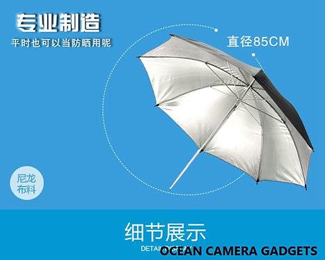 Photography Studio Video Light Flash Soft Umbrella Translucent Reflector