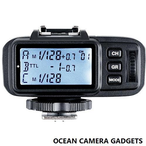 Godox X1T-N X1 N TTL Wireless Flash Trigger Transmitter for Nikon DSLR camera