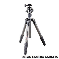 Benro C1690TB0 Travel Angel Carbon Fiber Camera Tripod with B0 Ball Head Kit