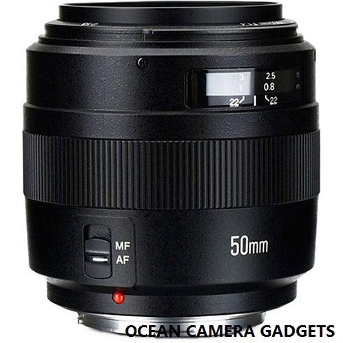 Yongnuo YN 50mm f/1.4 Prime Lens for Canon DSLR