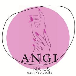 Logo Angi NAILS