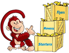 E-STAR Starters-Movers-Flyers - no backg