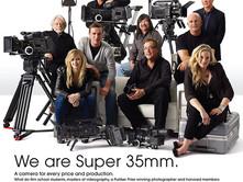 SONY SUPER 35MM PRINT AD