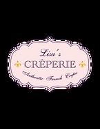 Lisa's Creperier Logo