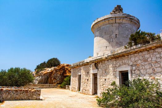 Der Leuchtturm auf Sa Dragonera