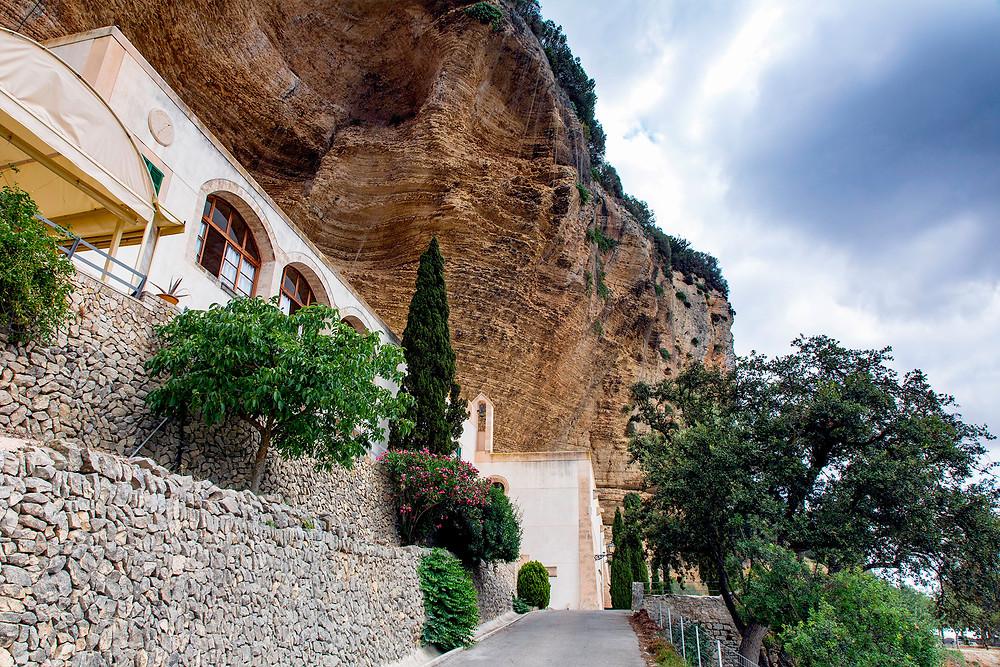 Das Santuari de Nostra Senyora de Gràcia